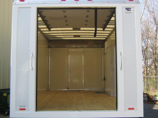 Exterior Options Rear Door