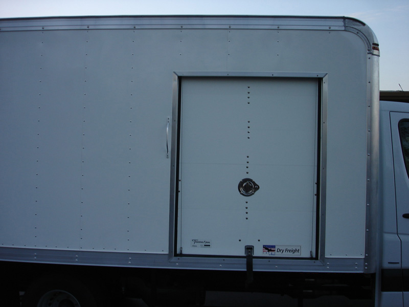 Exterior options sidedoor for All american exterior solutions