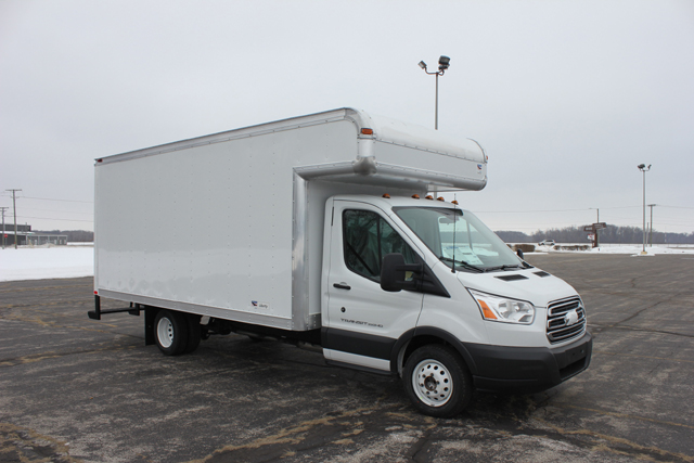 Image Result For Ford Transit Box Truck