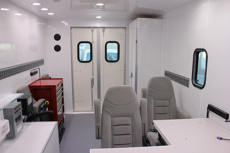 Specialty Interiors Mobile Office