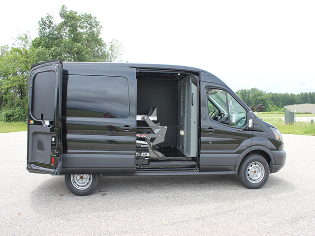 Ford Transit - Barriers