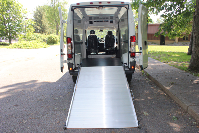 Dodge Promaster Van >> Ram ProMaster - Ramps and Liifts
