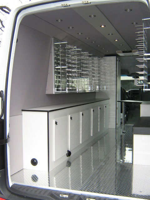 Sprinter Van Mobile Showroom