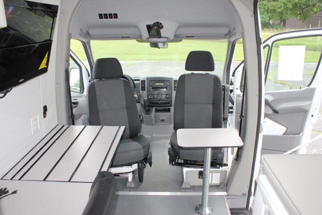 Sprinter Van Mobile Office