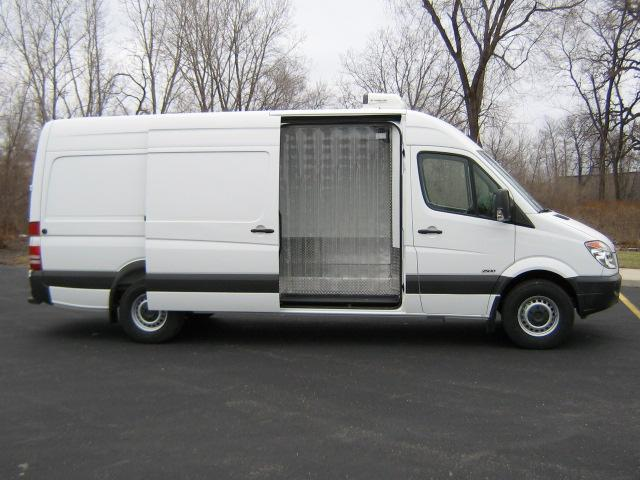 Sprinter Van Refrigeration