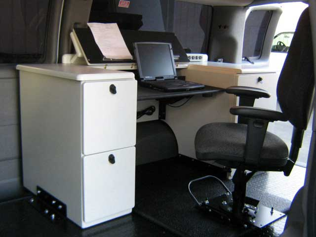 Desk Chair For Mobile Office